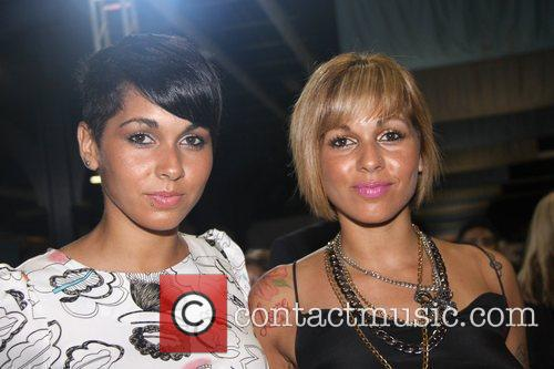 Natalie Albino and Nicole Albino Celebration of the...