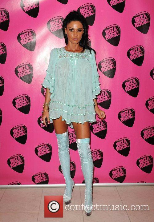 Katie Price and Ibiza Rocks 5