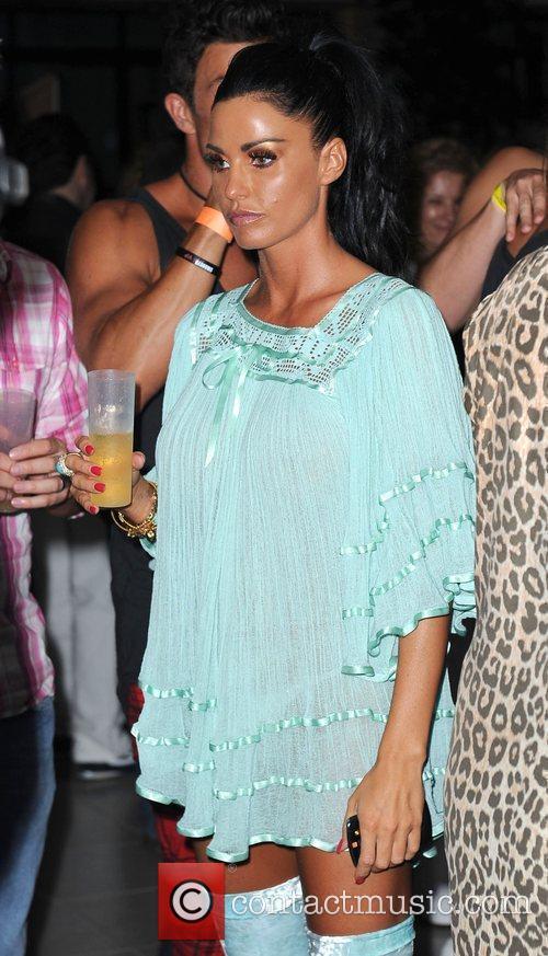 Katie Price and Ibiza Rocks 3