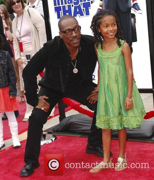 Eddie Murphy and Yara Shahidi 6