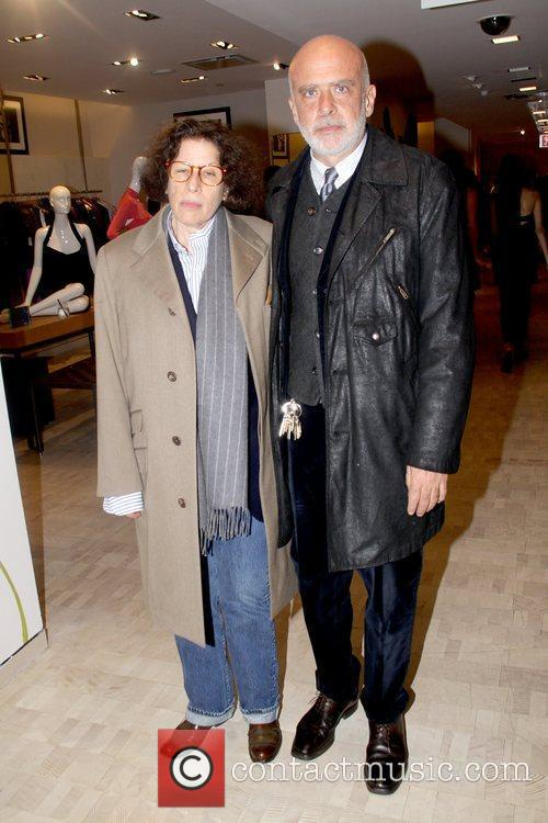 Fran Lebowitz and Francesco Clemente private party for...