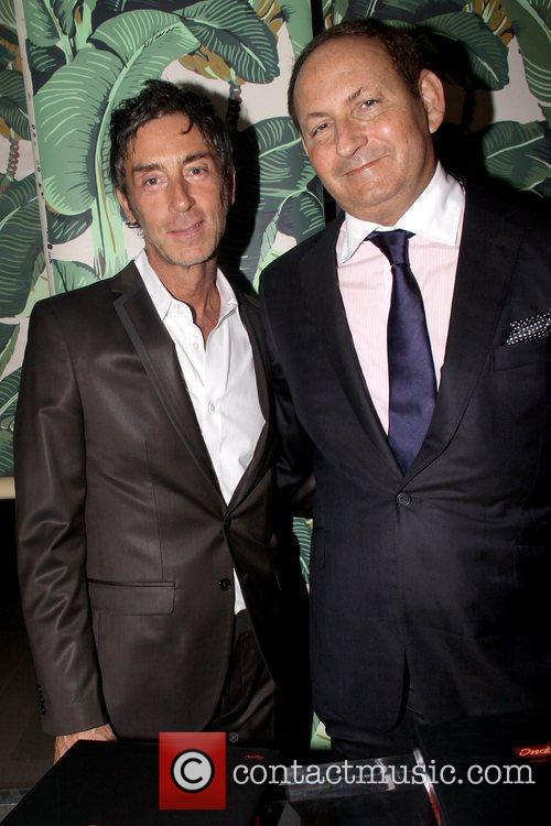 Jean-Marc Houmard and John Dempsey private party for...