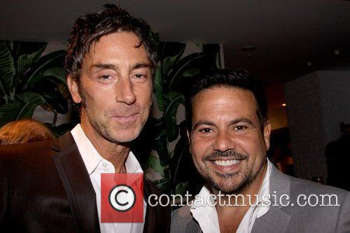 Jean-Marc Houmard and Narciso Rodriguez private party for...
