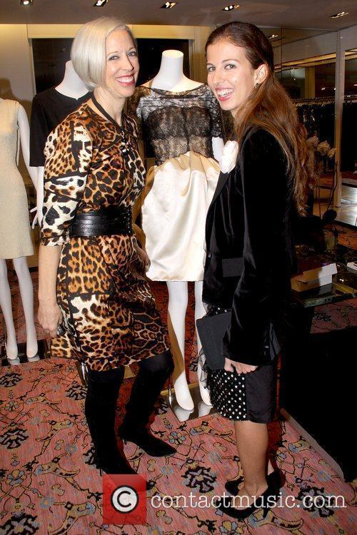 Linda Fargo and Francesca Clemente private party for...