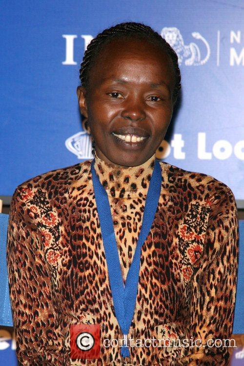 Two-time Nyc Marathon Winner Tegla Loroupe 1