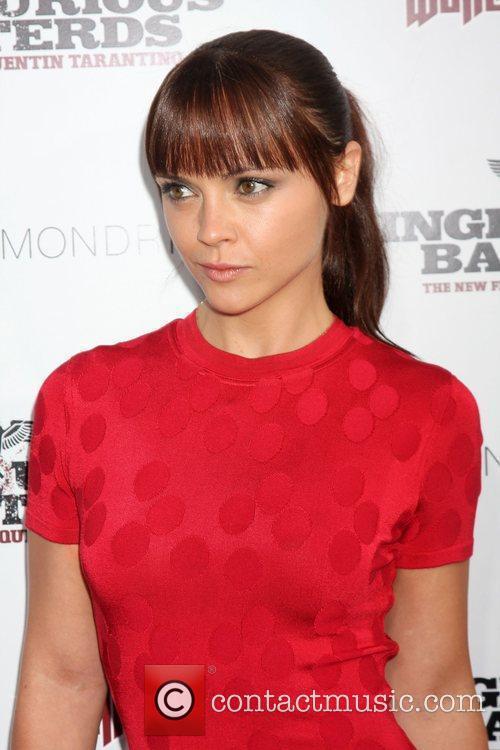 Christina Ricci  Los Angeles Premiere of Inglourious...