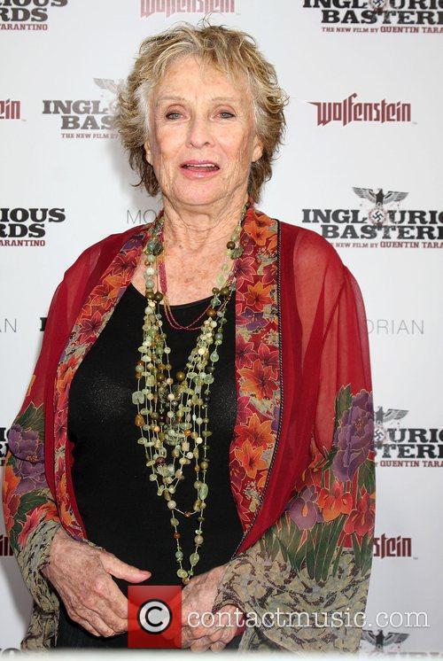 Cloris Leachman  Los Angeles Premiere of Inglourious...