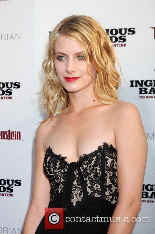 Melanie Laurent Los Angeles Premiere of Inglourious Basterds...
