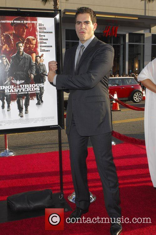 Eli Roth Los Angeles Premiere of Inglourious Basterds...