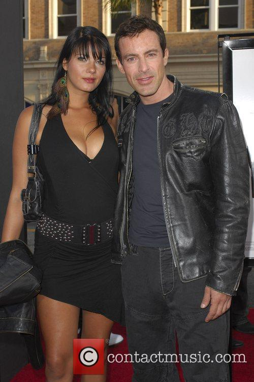 Gedeon Bukhard and Guest Los Angeles Premiere of...