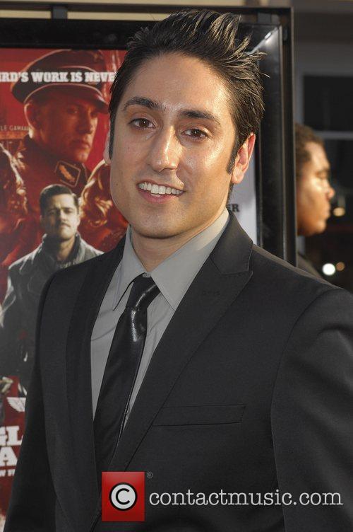Omar Doom Los Angeles Premiere of Inglourious Basterds...