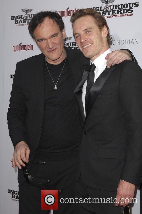 Quentin Tarantino, Michael Fassbender