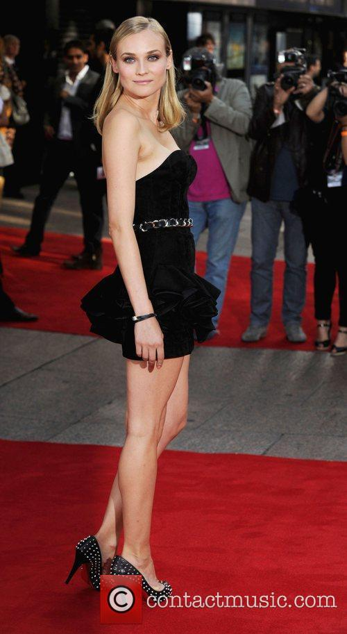 Diane Kruger The UK Premiere of 'Inglorious Basterds'...