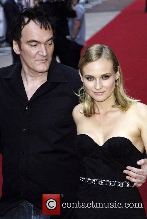 Diane Kruger and Quentin Tarantino 5