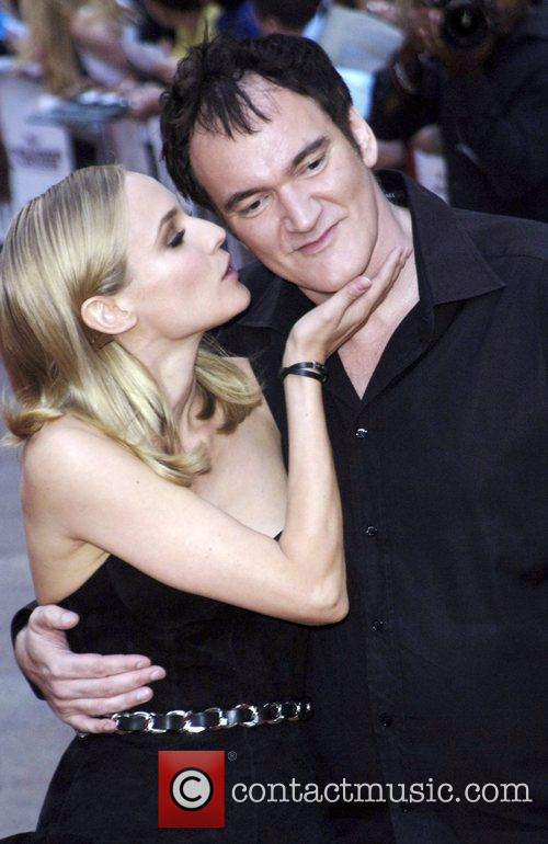 Diane Kruger and Quentin Tarantino 4