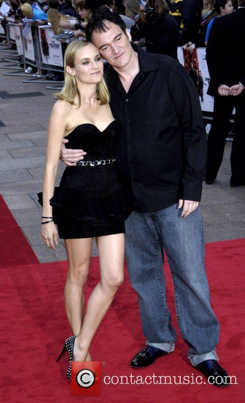 Diane Kruger and Quentin Tarantino 3