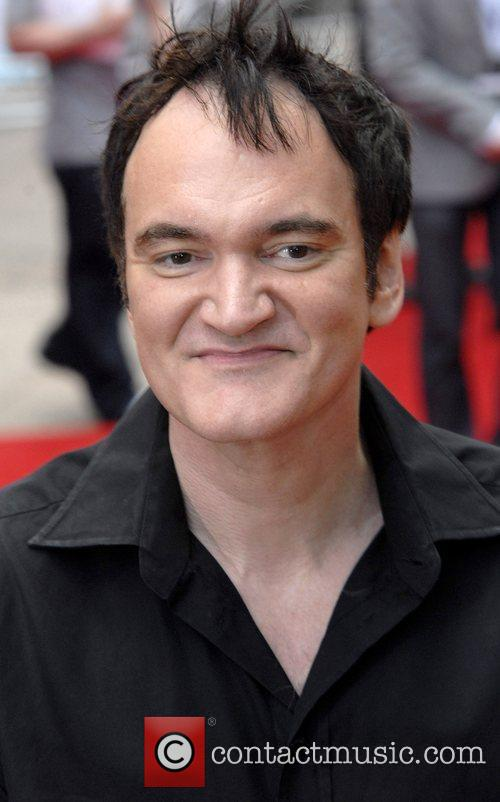 Quentin Tarantino The UK Premiere of 'Inglorious Basterds'...