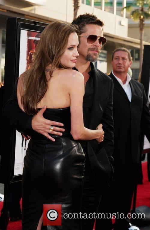 Los Angeles Premiere of Inglourious Basterds Premiere held...