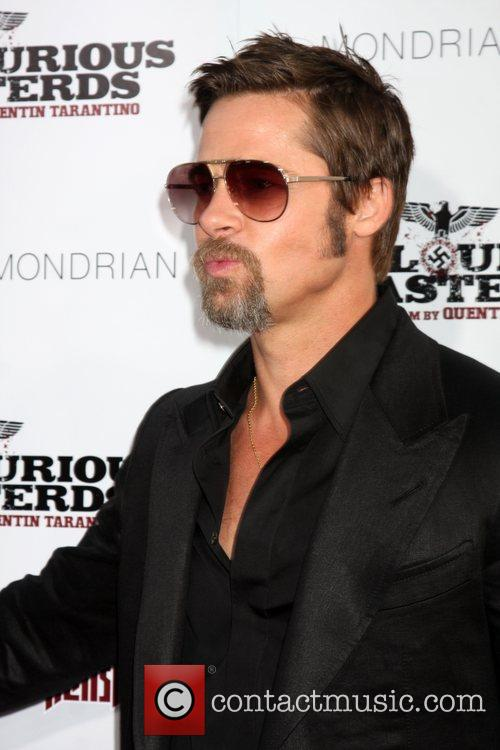 Los Angeles Premiere of Inglourious Basterds Premiere held...