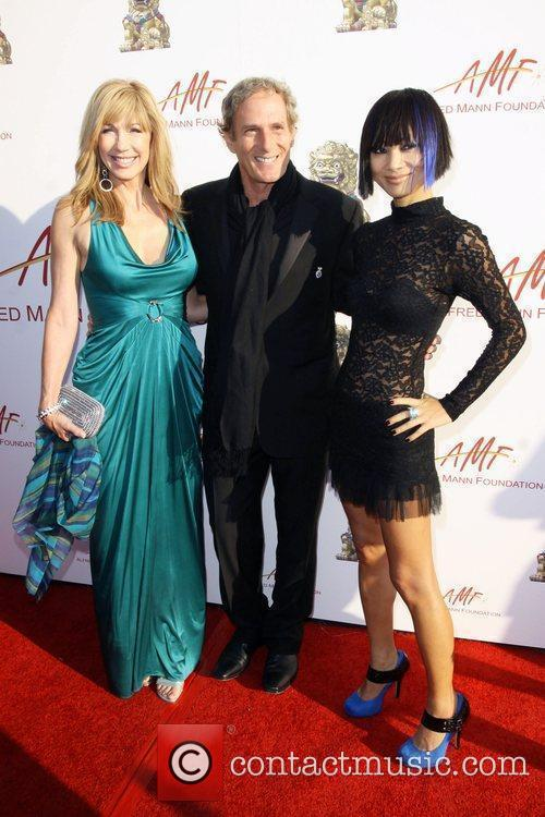 Leeza Gibbons, Michael Bolton and Bai Ling An...