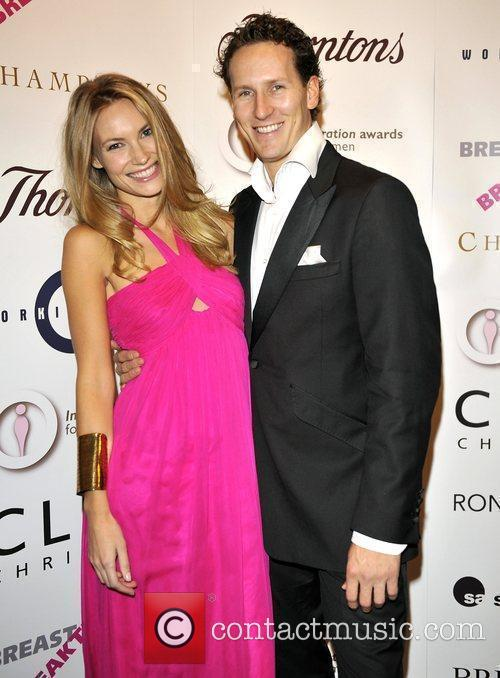 Brendan Cole and guest attend The Inspiration Awards...