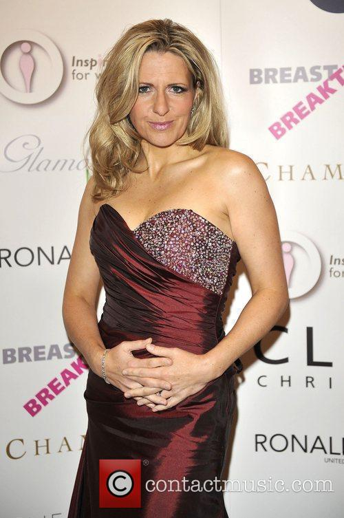 Attends The Inspiration Awards for Women at Cadogan...