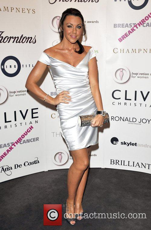 Michelle Heaton attends The Inspiration Awards for Women...