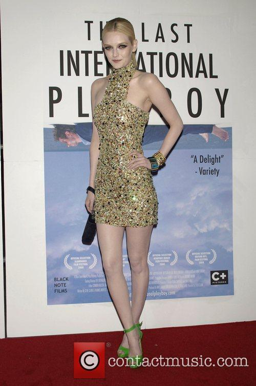 Lydia Hearst-Shaw The Premiere of 'The Last International...