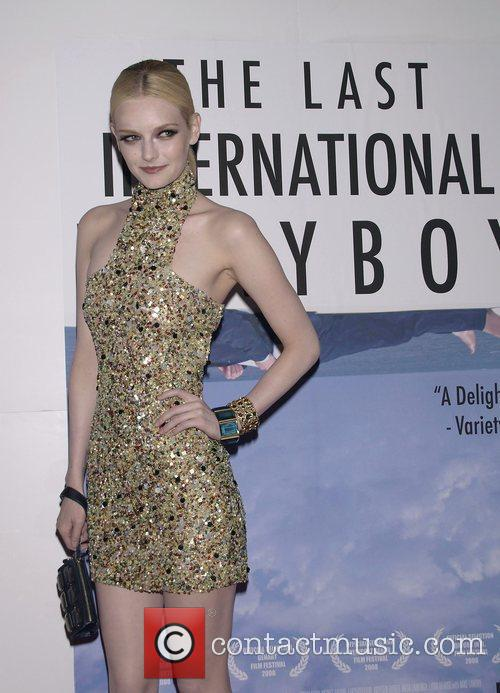 Lydia Hearst-shaw and Playboy 1
