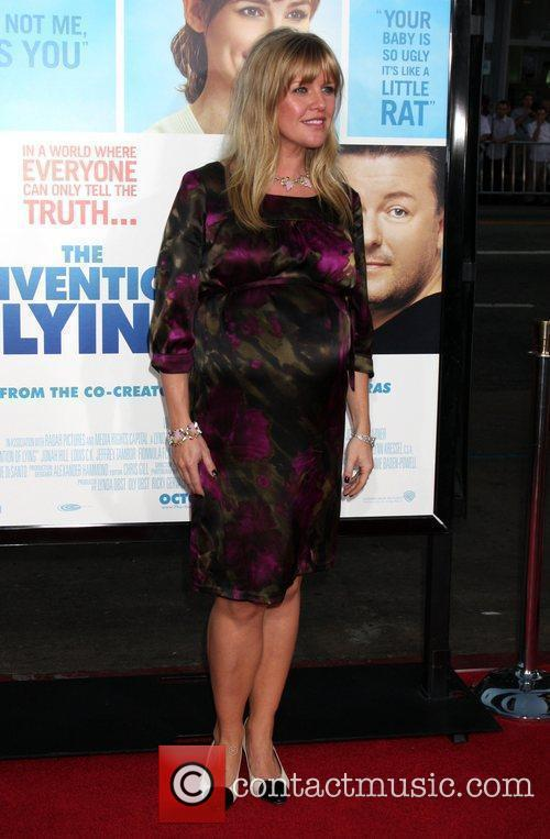 'The Invention of Lying' premiere at Grauman's Chinese...