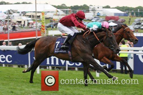 Sariska, trained by Michael Bell and ridden by...