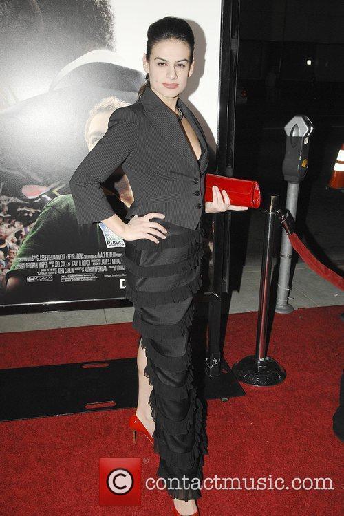 Elena Levon The Los Angeles premiere of 'Invictus'...