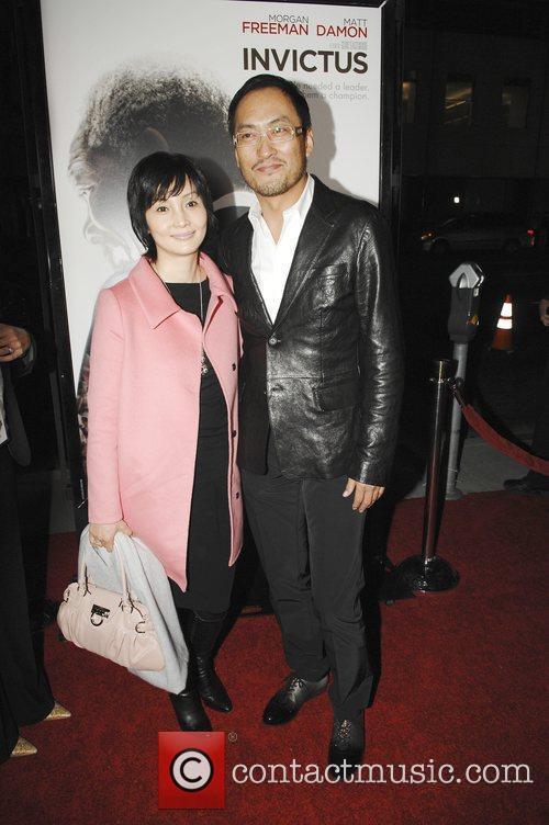Ken Watanabe Yumiko and Ken Watanabe 3
