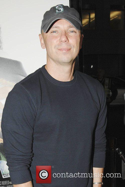 Kenny Chesney The Los Angeles premiere of 'Invictus'...