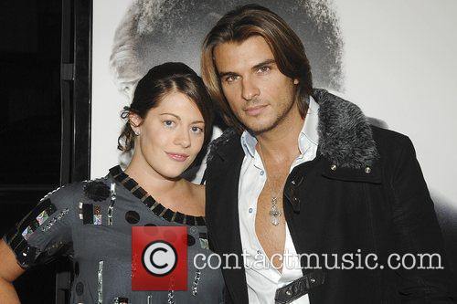 Kirsten Lea and Roman Chavent The Los Angeles...
