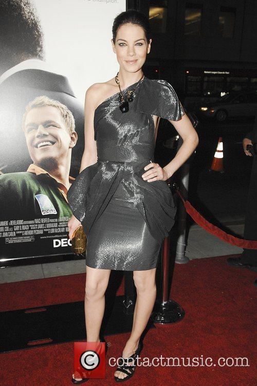 Michelle Monaghan The Los Angeles premiere of 'Invictus'...
