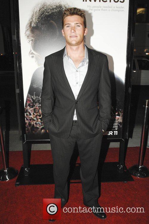 Scott Eastwood The Los Angeles premiere of 'Invictus'...