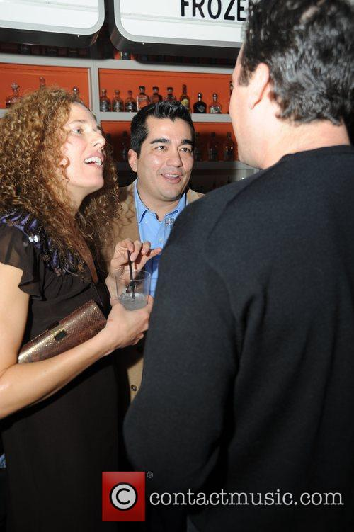Attends The Next Iron Chef, Jose Garces hosts...