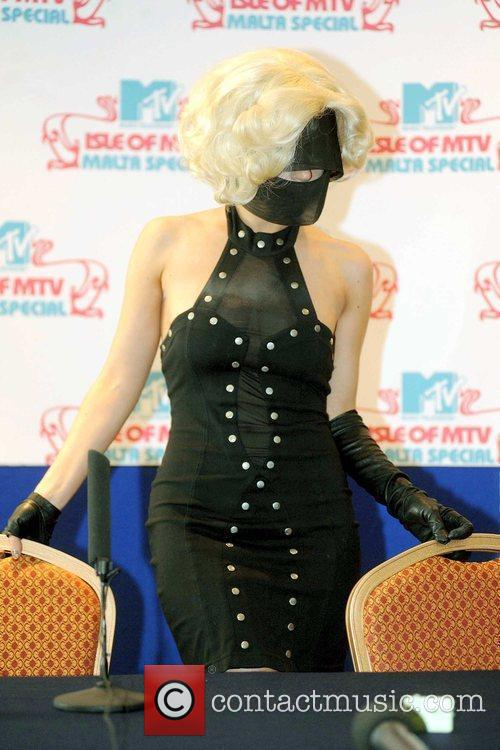 Lady Gaga, Mtv and Isle Of Mtv 1