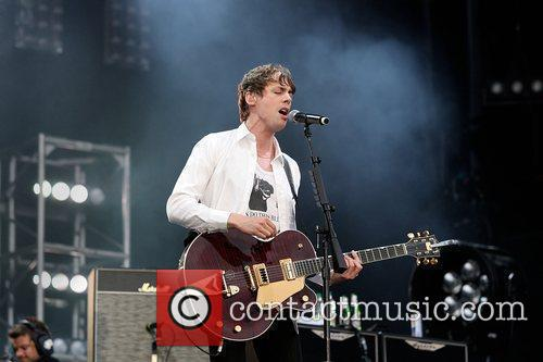Johnny Borrell 2