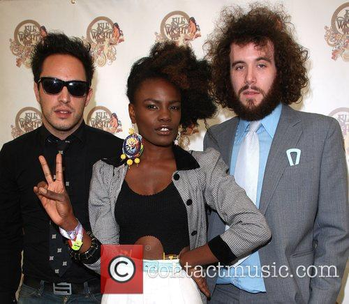 The Noisettes, Isle of Wight Festival