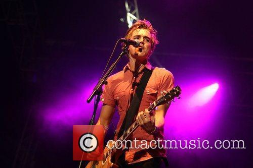 Tom Fletcher of McFly Isle of Wight Music...