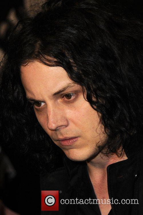 Jack White from The White Stripes in 2009