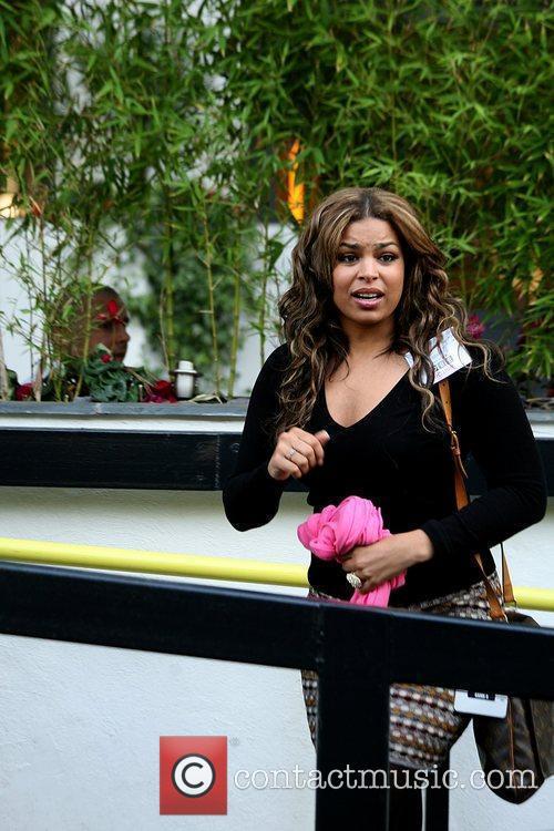 Celebrities outside ITV studios