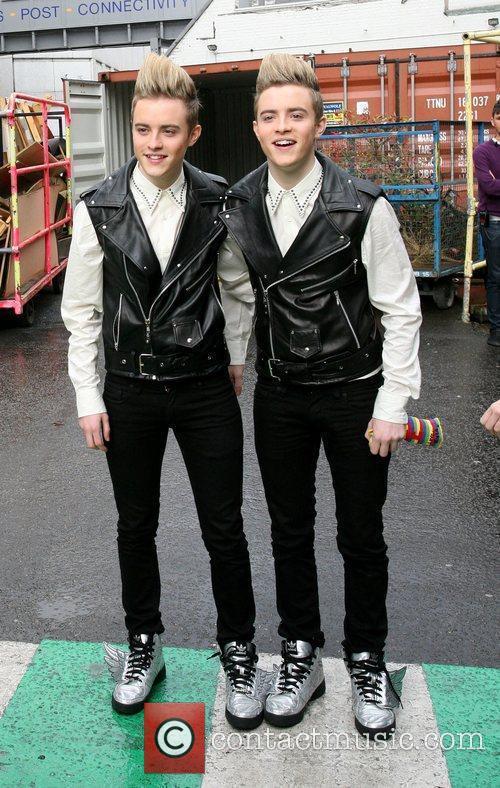 John and Edward Grimes, aka John and Edward,...