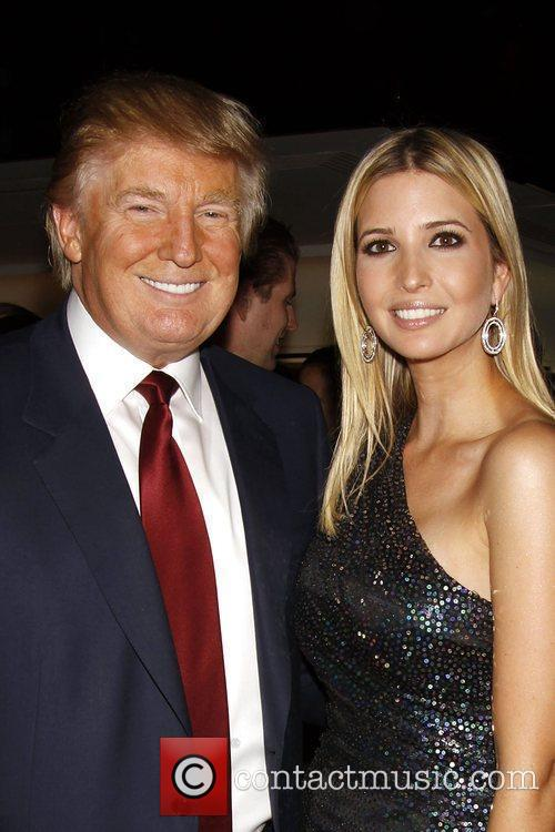 Donald Trump and Ivanka Trump 11