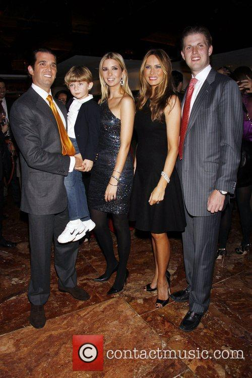 donald trump jr wedding. Donald Trump Jr. and Donald