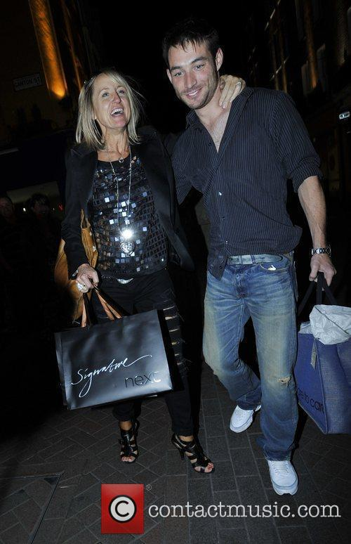 Carol Mcgiffin and Mark Cassidy 11