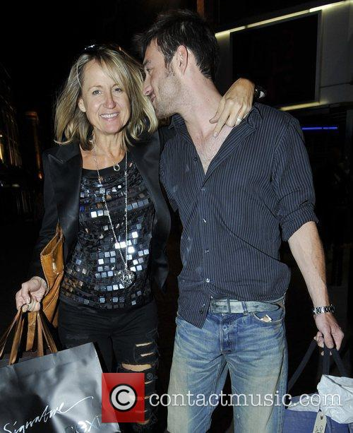 Carol Mcgiffin and Mark Cassidy 5