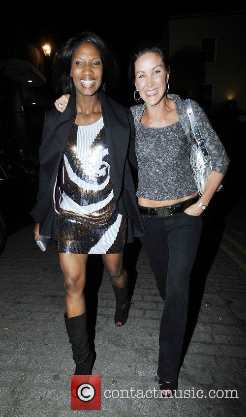 Denise Lewis and Guest 4